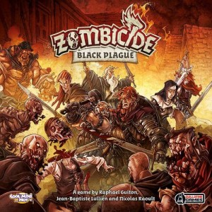 Zombicide, Black Plague
