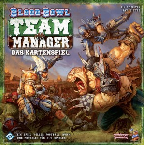 Blood Bowl, Team Manager