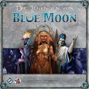 Blue Moon, Legenden