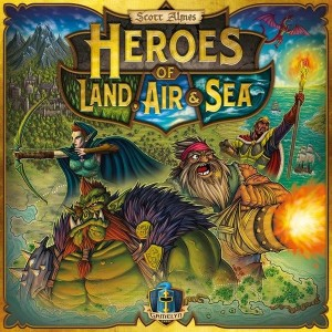 Heroes of Land Air & Sea